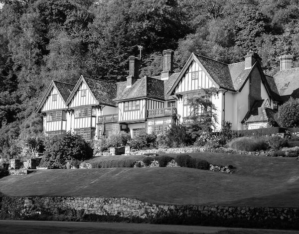 History of Gidleigh Park Tea and Talk